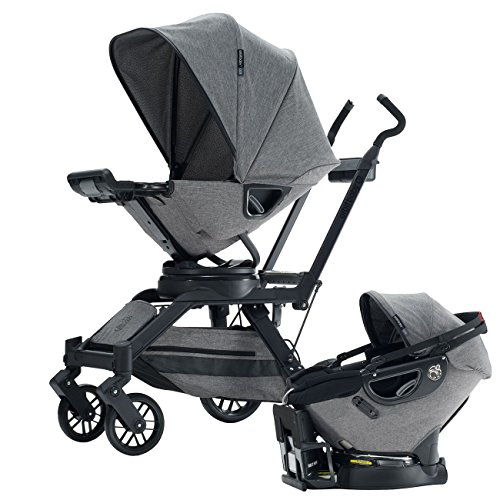 Orbit Baby Limited Edition Porter Collection, Heather Grey