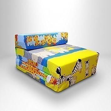 Kinder Einzeln Ausklappbares Z Bett Sessel Savannah