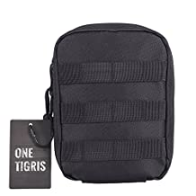 "OneTigris MOLLE Emergency Pouch for Trauma Kit 7.3"" x 5"" x 2.4"""