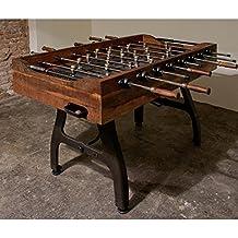 Foosball Game Table in Reclaimed Hardwood by Nuevo - HGDA242