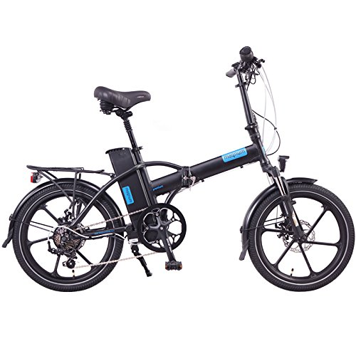 magnum bikes premium 48v full power folding electric bike  500w 8fun motor 48v