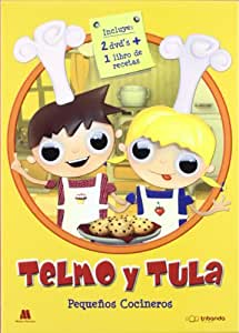 Telmo Y Tula Pequeños Cocineros 1ª Temp [DVD]