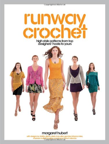 Runway Crochet High style Patterns Designers product image