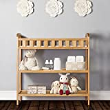 Dream On Me , Emily Changing Table Natural Natural Finish