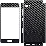 joinkart FiveOnFive Carbon Skin for Lenovo ZUK Z2 (Black)