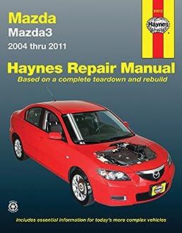 mazda 3 2004 2011 aus haynes repair manual paperback amazon rh amazon co uk haynes manual mazda bongo haynes manual mazda 3 2013