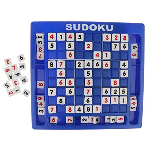 Flameer Kid Sudoku Chess Board Number Puzzle Desktop Game Logical Developmental Intelligence Toys Gifts