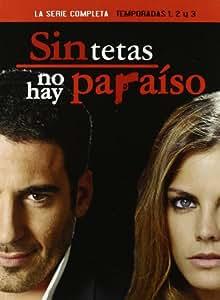 Sin Tetas No Hay Paraíso - La Serie Completa [DVD]