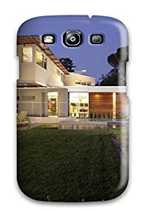 KYechgc1749BvGfK Benailey Architecture Houses Feeling Galaxy S3 On Your Style Birthday Gift Cover Case
