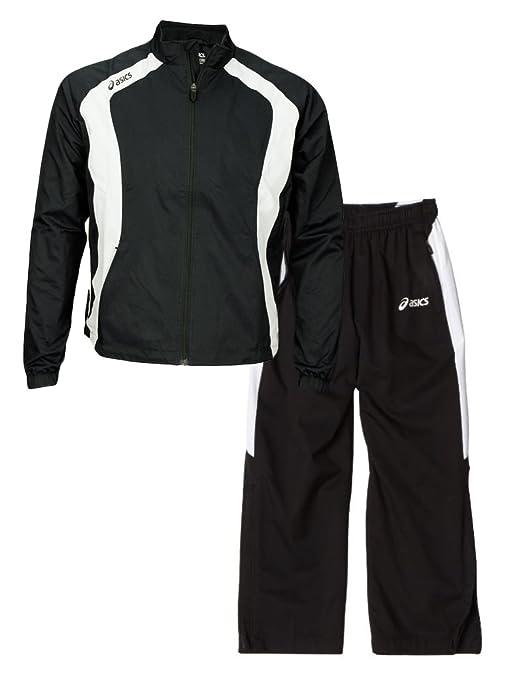 089648745d8d Amazon.com   ASICS Mens Caldera Warm Up Jacket and Pants Set ...
