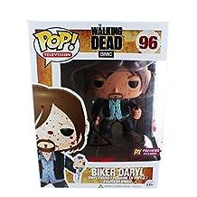 Funko Pop! The Walking Dead: Bloody Version Biker Daryl Vinyl Figure