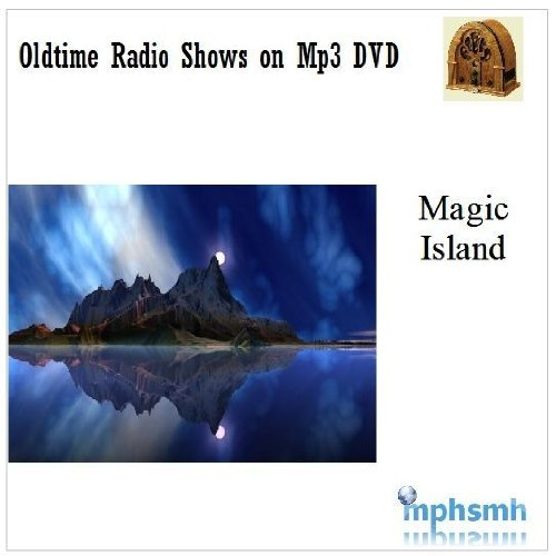 MAGIC ISLAND Old Time Radio (OTR) series (1936) Mp3 DVD 130 episodes
