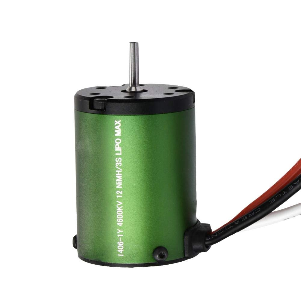 CM36 1406 4600KV Brushless Motor Replacement Part for 1//10 RC Truck