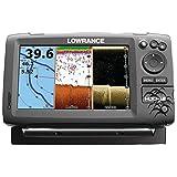 LOWRANCE 000-12664-001 Hook-7 Base Mid/High/DownScan Fishfinder