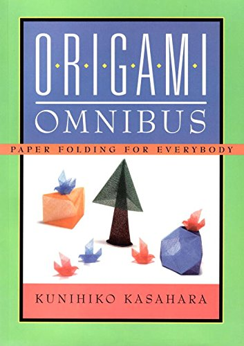 Origami Omnibus: Paper Folding for Everybody (Ornament Northstar)