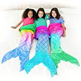 Blankie Tails | Mermaid Blanket Wearable Blanket
