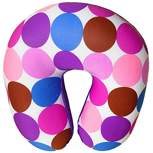 Shaped Cushion Bead (Bookishbunny Classic U Shaped Micro Beads Microbead Neck Travel Pillow Cushion, 12