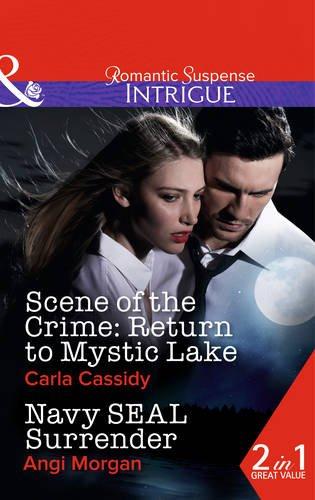 book cover of Scene of the Crime