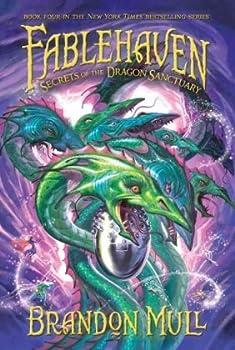 Secrets Of The Dragon Sanctuary 1416990283 Book Cover