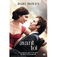 AVANT TOI (COUVERTURE FILM) ÉD.CANADA
