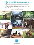 Piano Guys The Simplified Favorites Vol 1 Pf/Vlc Pf Bk