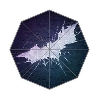 Batman Custom Auto plegable lluvia paraguas resistente al viento resistente al viento Floding Travel paraguas