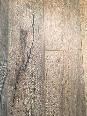 Dekorman Laminate Flooring, Ash Oak - Flooring