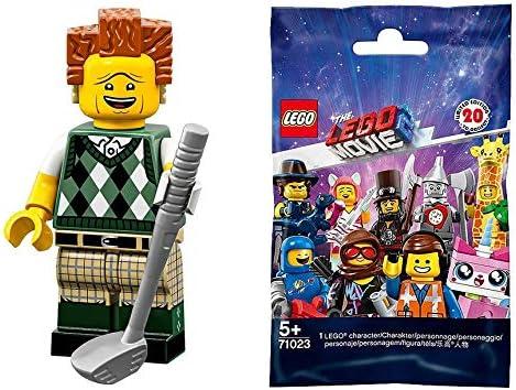 レゴ (LEGO) ムービー2 ミニフィギュア シリーズ おしごと社長(ゴルファー・プレジデントビジネス)【71023-12