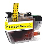 New Era Toner - Compatible Yellow Ink Cartridge for Brother (LC3019Y, LC3019 XXL) MFC-J5330DW, MFC-J6530DW, MFC-J5535DW, MFC-J5730DW, MFC-J6930DW