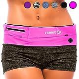 E Tronic Edge Running Belts : las correas más cómodas que se adaptan a todos los modelos de teléfonos y a todas las tallas de cintura.