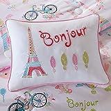 Mi Zone Kids Bonjour Full Comforter Sets for
