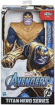Boneco Titan Hero Deluxe Thanos - E7381 - Hasbro