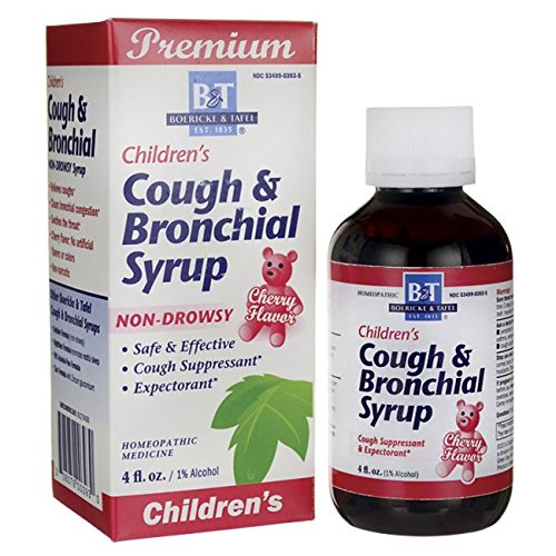 Child Cough/Bronch Syrup 4 oz 4 Ounces Bronch Syrup