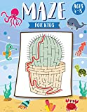 Mazes for Kids Ages 4-8: The Maze Activity Books
