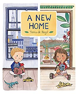 Book Cover: A New Home