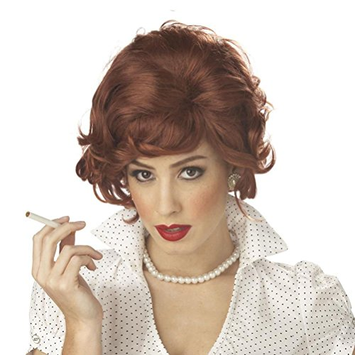 POPLife Home Wrecker OC Housewives Halloween Costume Wig - Brown 70103 (Homewrecker Halloween Costume)