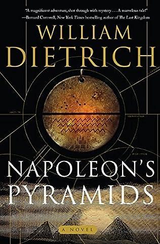 book cover of Napoleon\'s Pyramids