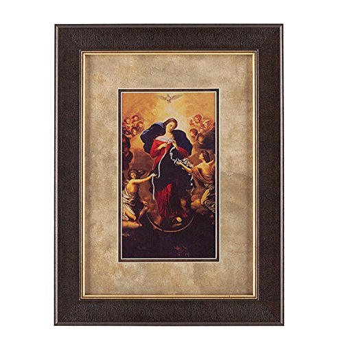 Mary Undoer of Knots Framed Picture