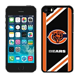 Iphone 5c Case NFL Chicago Bears 08 Moblie Phone Sports Protective Covers by runtopwell