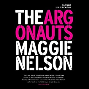 The Argonauts Audiobook