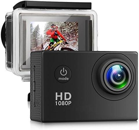 Agracy Full Hd 1080p Waterproof Action Camera Camera Photo