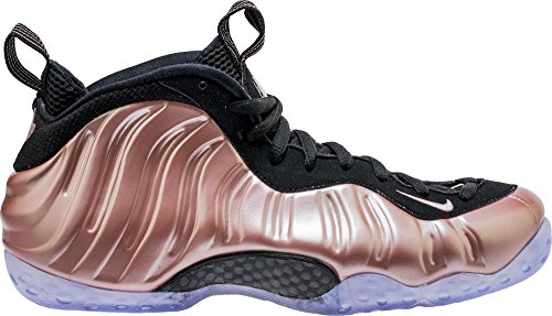 31c62053b57 Nike Air Foamposite One Men s Basketball Shoes Rust Pink White Black  314996-602 (10 D(M) US)
