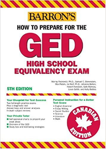 Canadian Edition How to Prepare for the GED