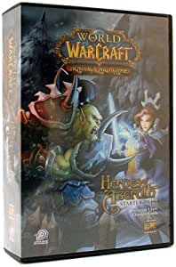 WOW Heroes of Azeroth Starter Deck by Upper Deck