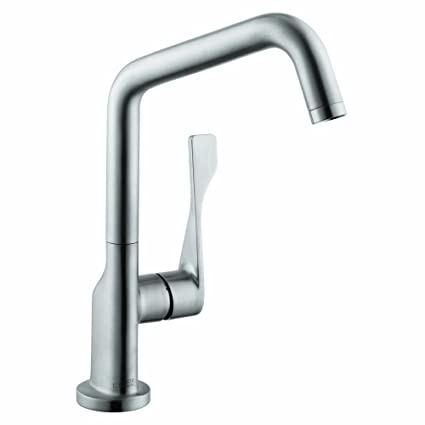 Ordinaire Hansgrohe 39850801 Axor Citterio Kitchen Faucet, Steel Optik