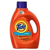 Tide HE Liquid Laundry Detergent - 100 oz - Clean Breeze