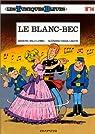 Les Tuniques Bleues, tome 14 : Le blanc-bec par Cauvin