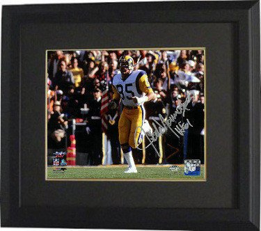 c0ae37f48 Jack Youngblood Signed Autograph Los Angeles Rams 8x10 Photograph Custom  Framed HOF 01 Super Bowl XIV