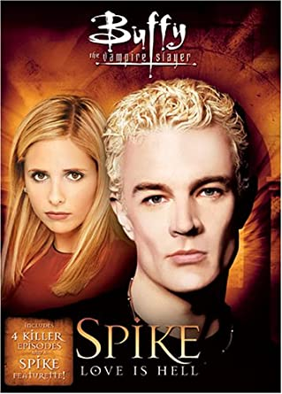 Angel 2005 SPIKE: THE COMPLETE STORY Complete Card Set JAMES MARSTERS Buffy