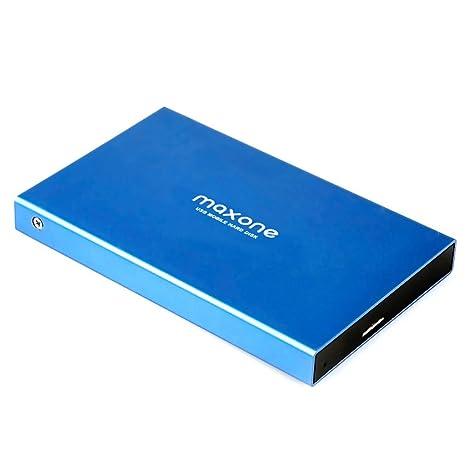 """Disco duro externo portátil 2,5 """" para el ordenador portátil/escritorio ("""
